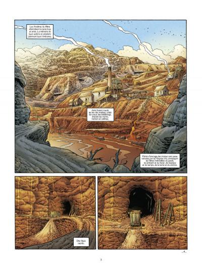 Page 1 down under tome 2 - poussières de rêve
