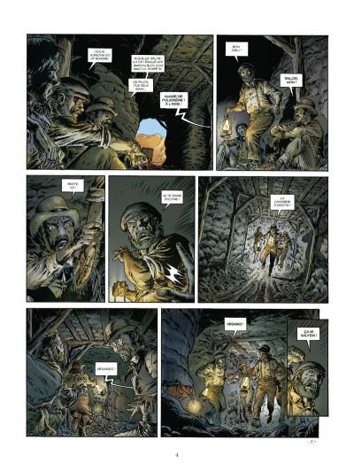 Page 2 down under tome 2 - poussières de rêve