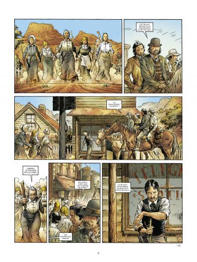 Page 4 down under tome 2 - poussières de rêve