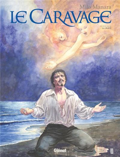 Couverture Le caravage tome 2