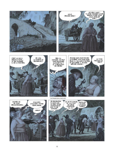 Page 2 Le caravage tome 2