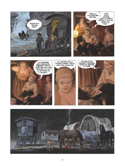 Page 3 Le caravage tome 2