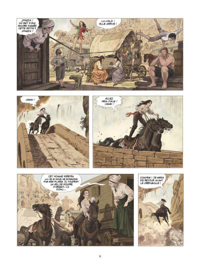 Page 4 Le caravage tome 2