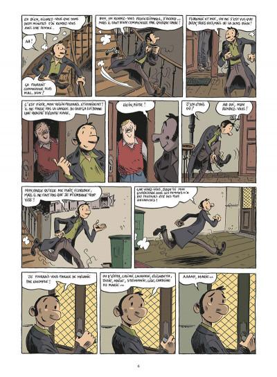 Page 7 chroniques d'un maladroit sentimental tome 1 - petit béguin & gros pépins
