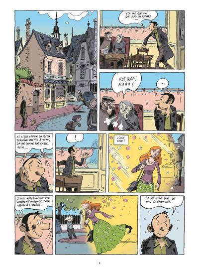 Page 9 chroniques d'un maladroit sentimental tome 1 - petit béguin & gros pépins