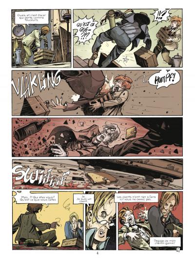 Page 2 chimère(s) 1887 tome 3 - la furie de St Lazare