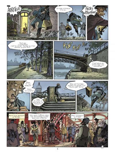 Page 3 chimère(s) 1887 tome 3 - la furie de St Lazare