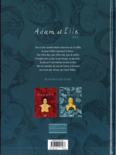 Dos Adam et elle tome 2