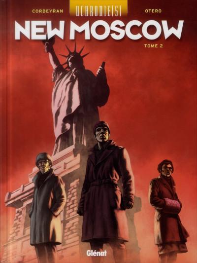 image de uchronie(s) - New Moscow tome 2