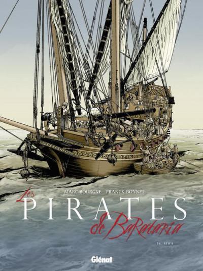 Couverture Les pirates de Barataria tome 6