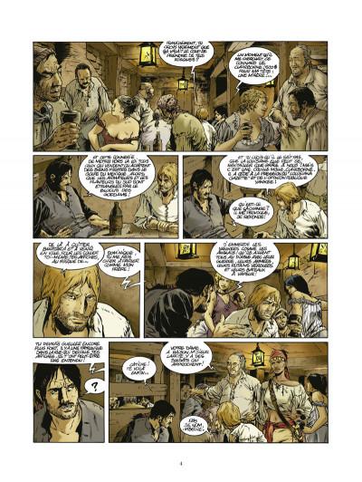 Page 2 Les pirates de Barataria tome 6