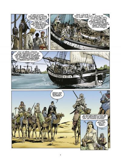 Page 4 Les pirates de Barataria tome 6