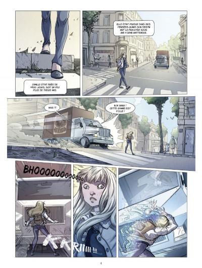 Page 2 La quête d'Ewilan tome 1