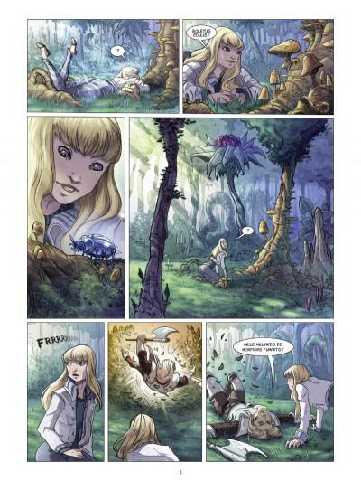 Page 3 La quête d'Ewilan tome 1