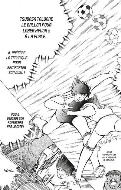 Page 0 captain Tsubasa - olive et Tom tome 22