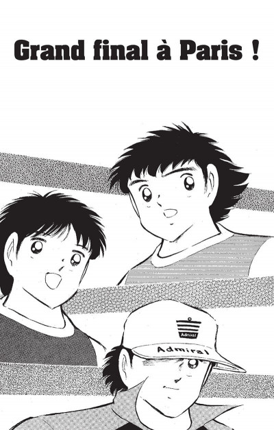 Page 6 Captain Tsubasa tome 28