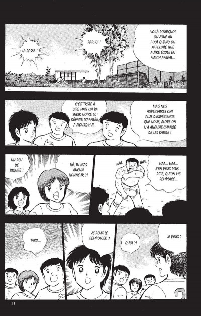 Page 0 Captain Tsubasa tome 29