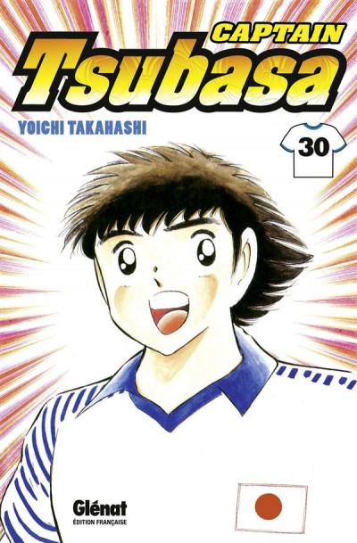 Couverture Captain Tsubasa tome 30