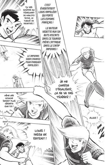 Page 0 Captain Tsubasa tome 32