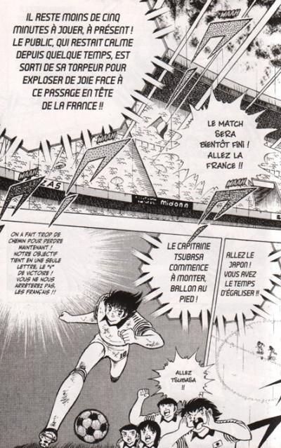 Page 1 Captain Tsubasa tome 33