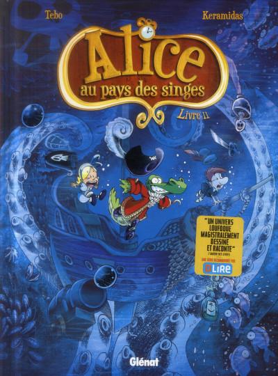 image de Alice au pays des singes tome 2 - Livre II