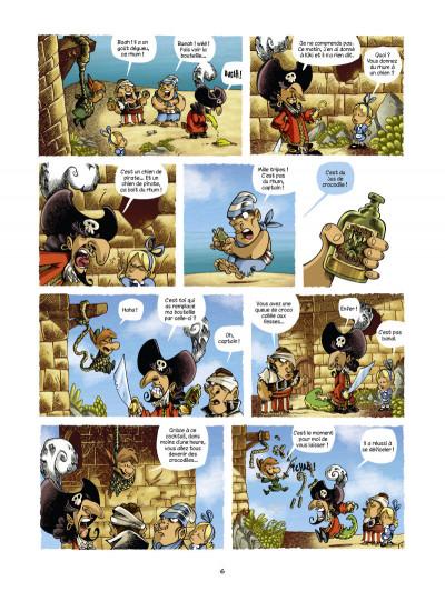 Page 4 Alice au pays des singes tome 2