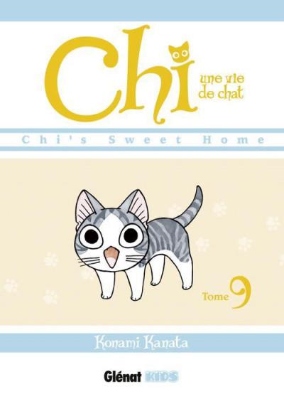 Couverture Chi - une vie de chat tome 9