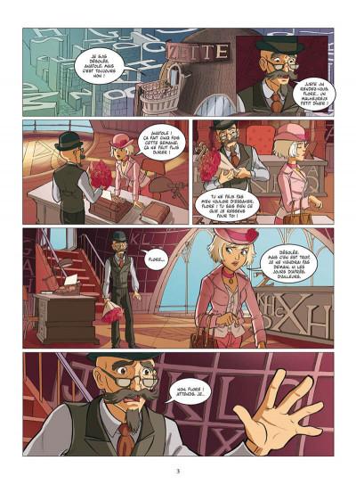 Page 6 le petit prince tome 11 - la planète des Libris