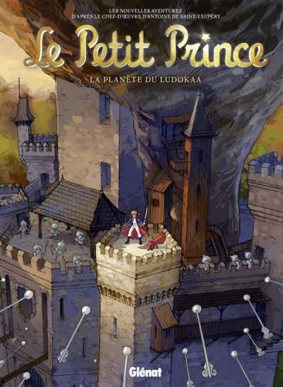 image de le petit prince tome 12 - la planète de Ludokaa