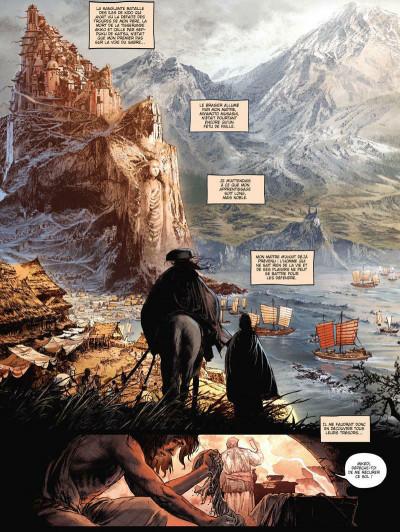 Page 1 La voie du sabre tome 2