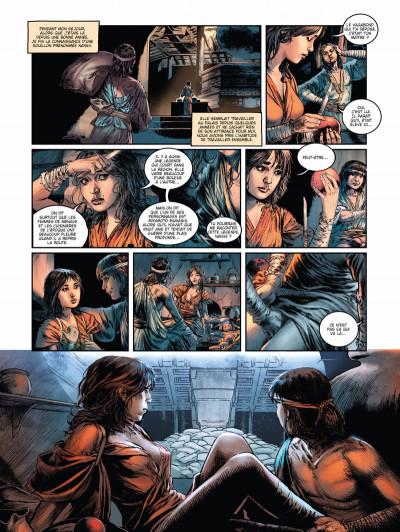 Page 4 La voie du sabre tome 2