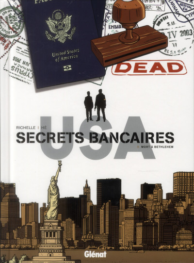 image de Secrets bancaires USA tome 5 - Mort à Bethlehem