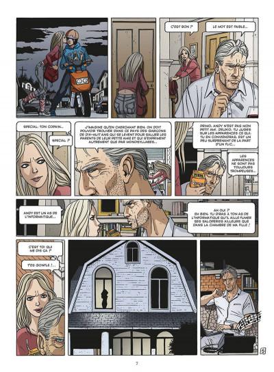 Page 8 Secrets bancaires USA tome 5