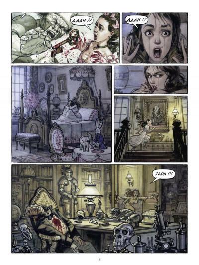 Page 4 douce, tiède et parfumée tome 1 - le doute