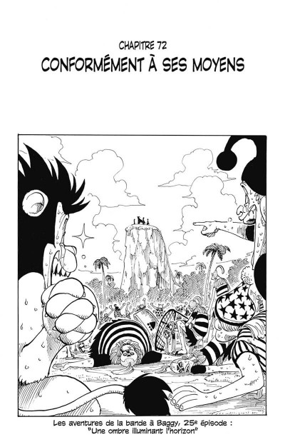 Page 6 one piece tome 9 - larmes