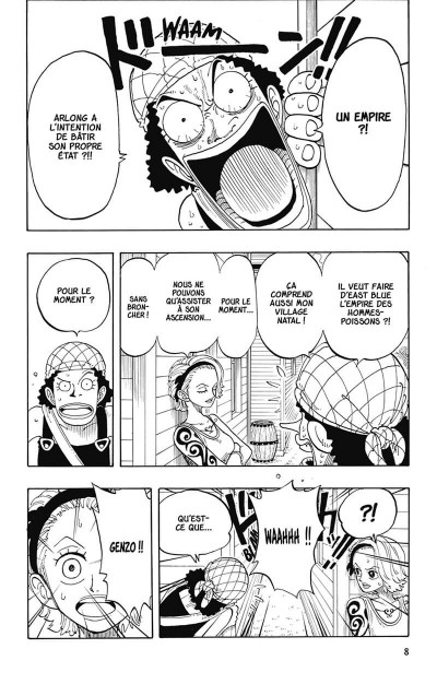 Page 7 one piece tome 9 - larmes