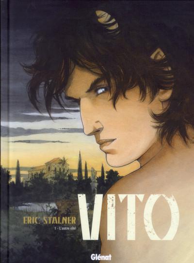 Couverture Vito tome 1 - l'autre côté
