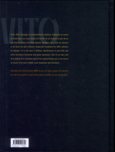 Dos Vito tome 1 - l'autre côté