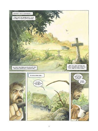 Page 1 Vito tome 1 - l'autre côté
