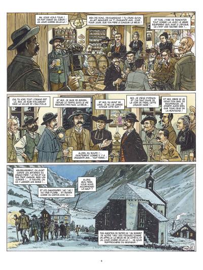 Page 2 les amants de l'Oisans ; Gaspard de la Meije et les sources de l'alpinisme
