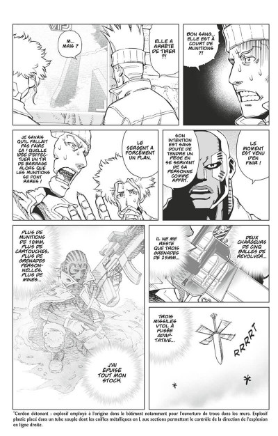 Page 7 gunnm last order tome 17