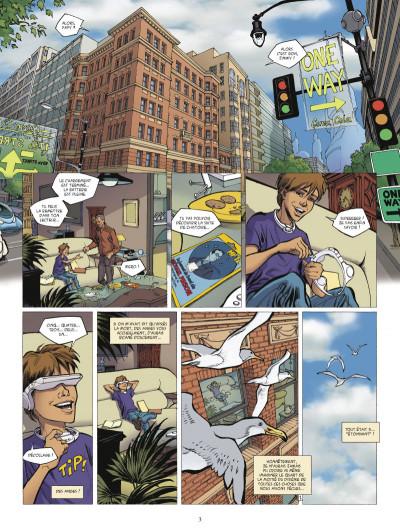Page 1 Les thanatonautes tome 3