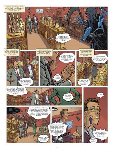 Page 2 Les thanatonautes tome 3