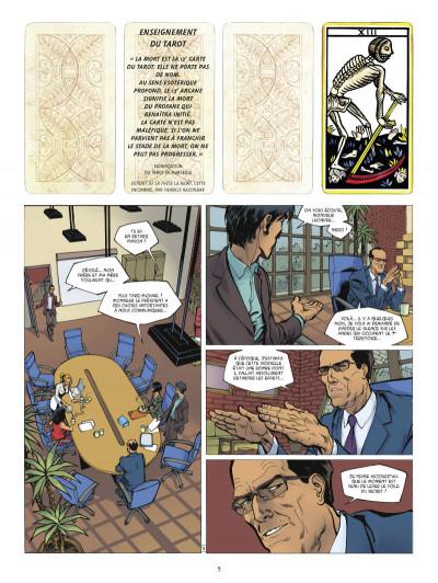 Page 3 Les thanatonautes tome 3