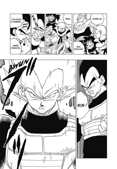 Page 0 Dragon ball tome 24 - perfect édition