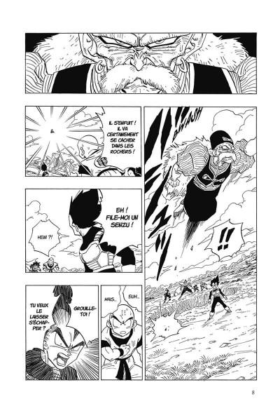 Page 9 Dragon ball tome 24 - perfect édition