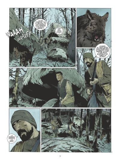 Page 1 Les tourbières noires