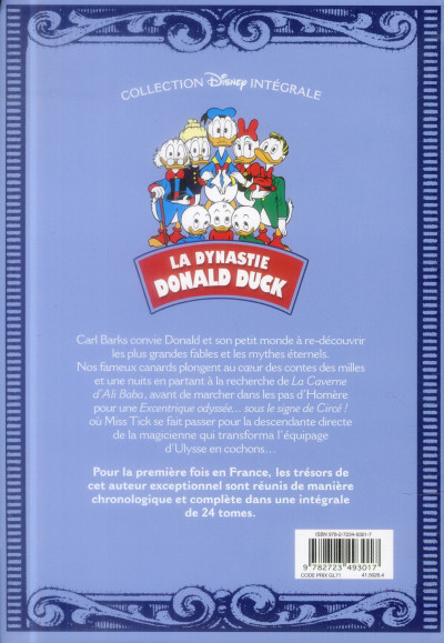 Dos La dynastie Donald Duck tome 13