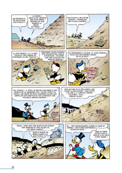 Page 2 La dynastie Donald Duck tome 13