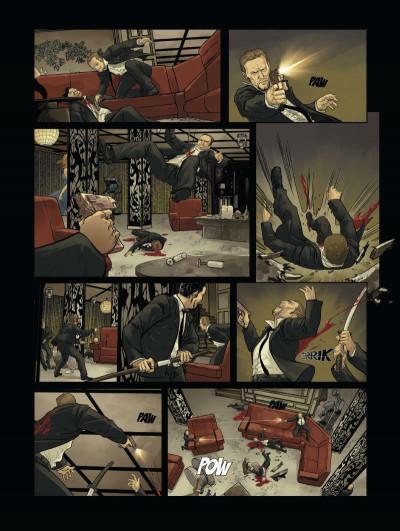 Page 3 seigneurs de guerre tome 2